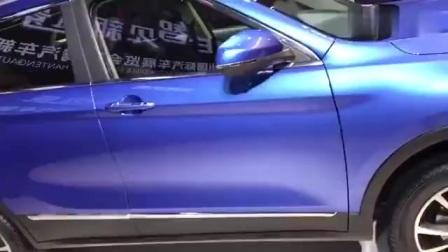 汉腾X5 EV 一款非常实用的新能源汽车 12万起只等你开走-