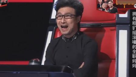 就连汪峰都没想到,农村歌手唱他的歌竟把他超越了,张惠妹激动了