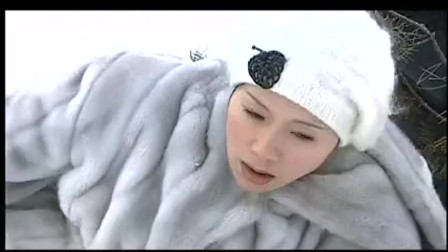 早安白桦林-暴风雪席卷森林,邬娜救下傅菲菲!