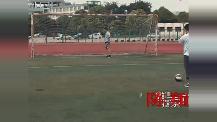 陈翔六点半:男子踢球伤害无辜妹爷,可怜!