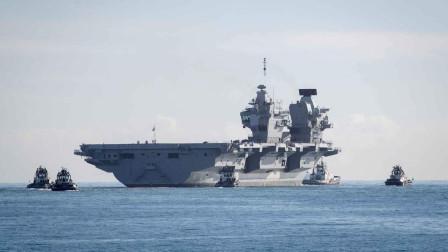 世界上唯一双舰岛航母,没想到是英国经费不足,折中的表现