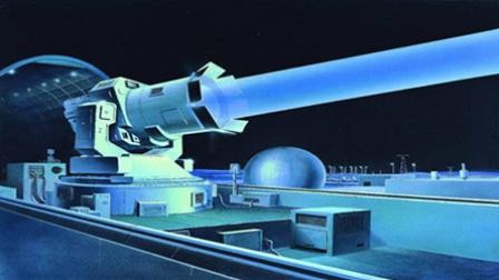 美国披露新式激光武器 部署西太平洋剑指中俄