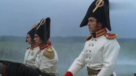 三皇会战,拿破仑与俄奥联军在奥斯特里茨大战,6.5万人打败8万人