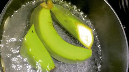 每天吃一根煮熟的香蕉,不到一个月,身体发生几个令人惊喜的改变