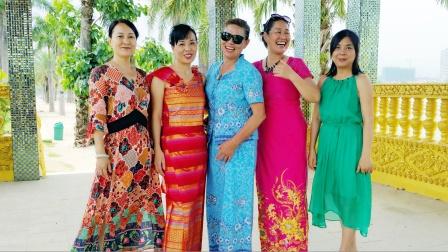 葫芦丝演奏云南民歌《有一个美丽的地方》傣族人民在这里生长