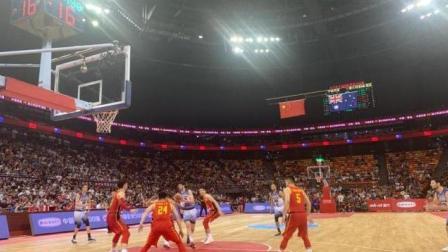 热身赛开门红!男篮89-77NBL联队 王哲林25分