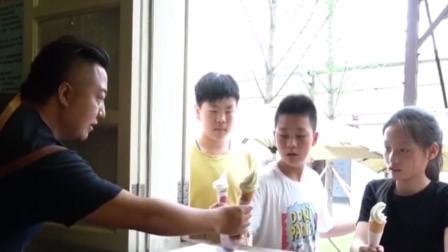 西安一咖啡店20个烟头能换1个冰淇淋 附近小学生3年捡5万个烟头