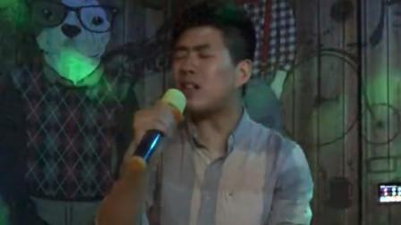 小伙一首《 再见只是陌生人》唱得太心酸了,不少人听到一半就哽咽