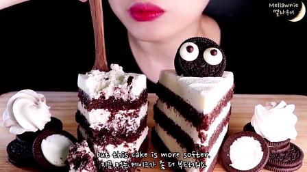 奥利奥乳酪蛋糕、奥利奥饼干、马林糖蛋白曲奇
