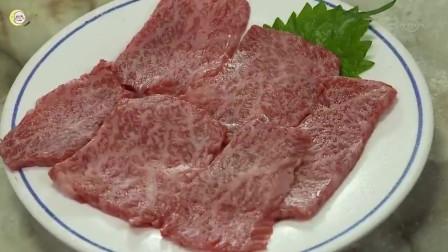《孤独的美食家》烤牛肉片配上芥末,一口咬下去,非常的过瘾