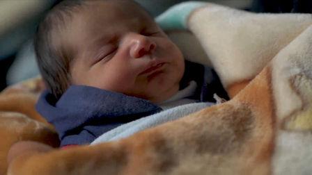 生于难民营的宝宝,如今还好吗?