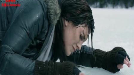 霸气虎妈孤身杀绑匪,意外掉入雪坑幸好被人救起,不然就嗝屁了