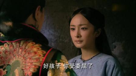 宫锁心玉:晴川奇怪良妃为什么帮着那个人,良妃一句话,晴川明白了!