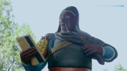 黄河英雄:关峰组队打鬼子,邀请了五个兄弟,在关羽像前义结金兰