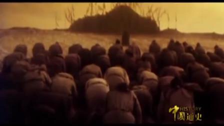 中国通史:4天下为公(中),华夏部落首领虞舜和大禹治水的故事