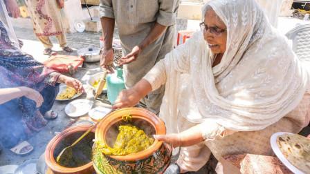 吃货老外走进巴基斯坦农村,体验农家生活和地道美食!