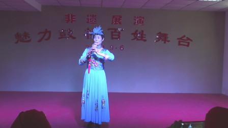 葫芦丝独奏: 栁江遗梦  演奏者杨冰君