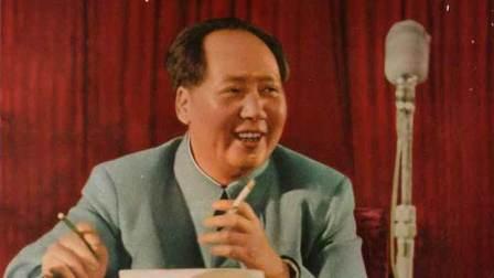 王志刚:永远的毛泽东同志 朗诵 梁庆生