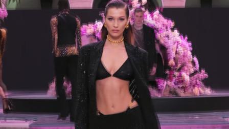 2020米兰春夏男装周范思哲(Versace)时装秀时装发布会精彩走秀