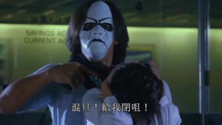 刘青云的警匪片其实很经典,一手面包一手牛奶, 连吃个东西都是演技