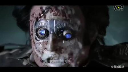 机器人被主人亲手毁掉, 看着竟让人觉得太可怜, 相爱相杀何必呢