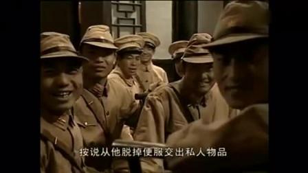 李云龙带和尚一起在鬼子寿宴上吃饭,鬼子大骂李云龙一枪把他毙了!