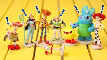 《玩具总动员4》今日上映