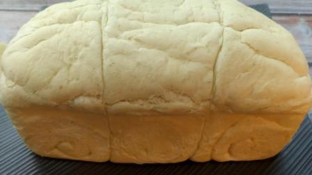 不用烤箱也可以做面包,简单一做,柔软拉丝,好吃不上火,营养健康又美味