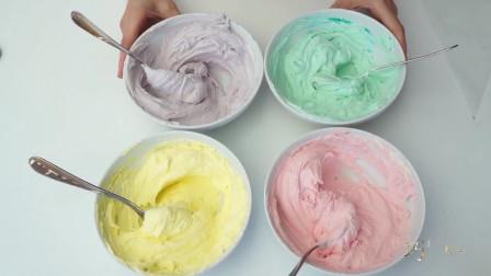 糕点师教你制作四色裱花,既美观又实用,照着教程做零失败!