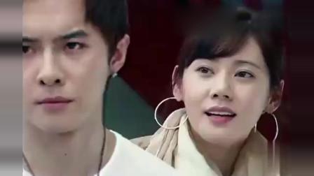 《恋上黑天使》女总裁向穷小伙诉说不幸往事,小伙听得心疼了!