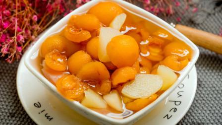 枇杷正当季,教你自制枇杷罐头,健康无添加,营养美味又好喝
