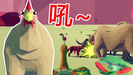 【XY小源】动物合成模拟器 第3期 万物都实验