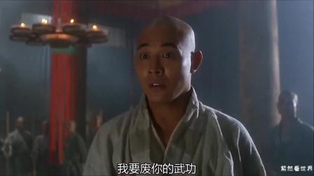 李连杰成名之作,联手钱小豪,大闹少林寺