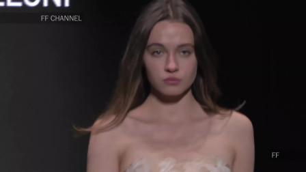 经典T台秀:2019 意大利时装周Stefani Leoni品牌时装秀第五部分