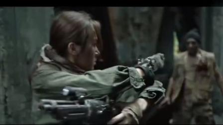 佣兵之战:妹妹莽撞救人,却被敌人反制,姐姐及时出现霸气解救
