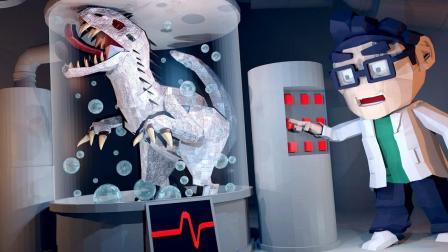 大海解说 我的世界 x博士的超级变异实验室