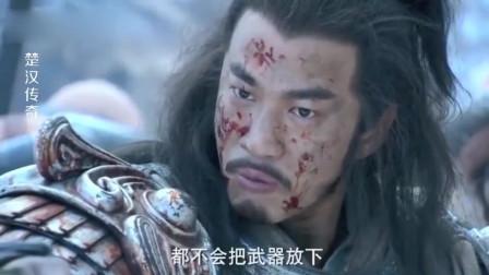 """西楚霸王项羽自刎乌江,一句""""还天下个太平盛世"""",荡气回肠!"""