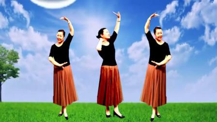 大妈炫舞广场舞《都说二爷美》7月最新舞曲