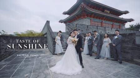TongStudio瞳影像出品   Xu+Deng·惠州康帝酒店