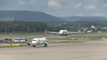 美丽瑞士,苏黎世国际机场20171224