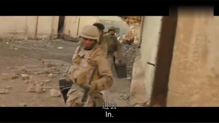 好莱坞经典大片,看美军疯狂突袭后,战斗惨烈,史无前例