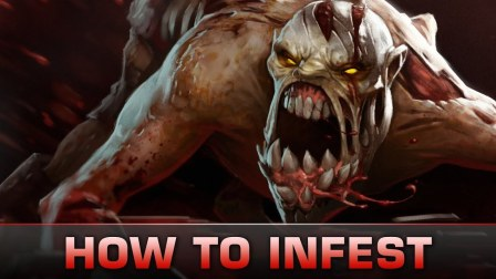 Dota 2 How to Infest