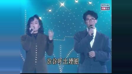 当年这些香港艺人虽然不出名,但是个个才艺出众!