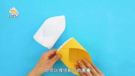 世界上最简单的纸飞机做法,飞的特别远