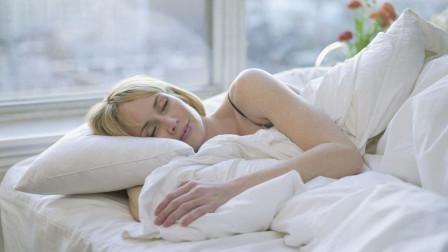 人在睡觉的时候,为什么会出现有坠落的现象?终于知道原因了