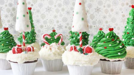 毛球小厨房:来一波高颜值纸杯蛋糕,让生活甜美多情趣