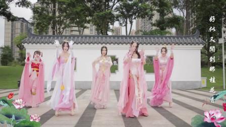 七秀坊的姑娘们,跳舞自是不在话下