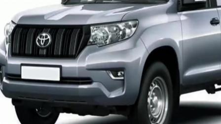 丰田如今也不敢硬碰,看普拉多售价仅25万起还是柴油版的!