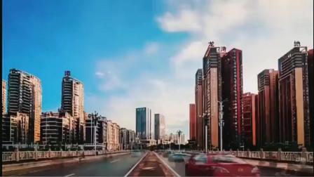 广西百色市航拍2019