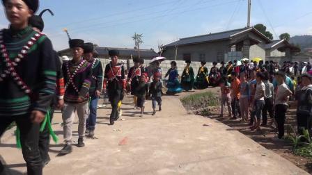 彝族视频彝族歌曲 曲木罗曲的葬礼纪念(上集)超清